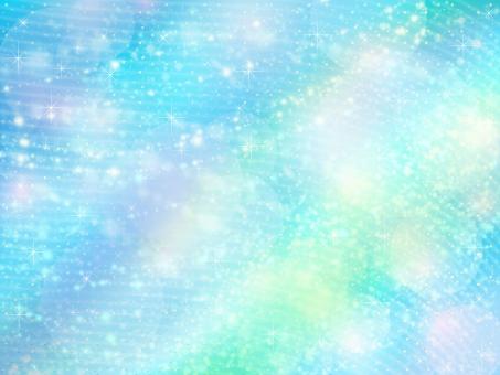背景 風景 景色 バック バックイメージ バックグラウンド 光 ピカピカ 清潔 空 ブルー 光沢 フラッシュ ピカピカ 反射 波線 線 ライン 海 川 水 メルヘン 爽やか テクスチャー テクスチャ 眩しい メッセージ メッセージカード フレーム WEB素材