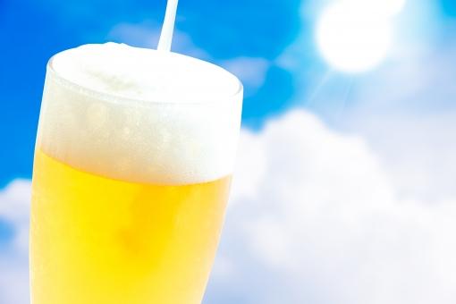 夏はビール!_2の写真