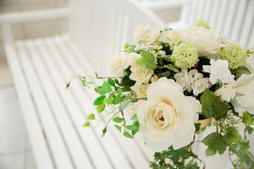 ブライダル ブーケ チャペル バラ 挙式 協会 結婚 披露宴 ベンチ