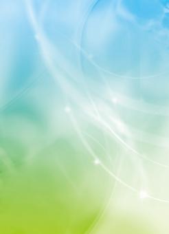 青と緑の抽象イメージの写真