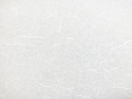 白の和紙テクスチャ背景素材の写真