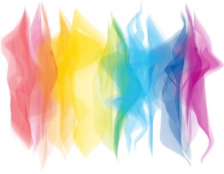 虹 虹色 七色 7色 背景 フレーム 枠 壁紙 水彩 水彩風 絵具 絵の具 抽象的 抽象 ミネラルウォーター ジュース フルーツジュース 透明感 ウェーブ 波 波模様 紫色 ピンク色 オレンジ色 赤色 黄緑 青 そよ風 水色 グラデーション