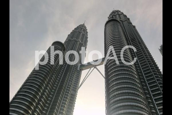 ペトロナスツインタワー(マレーシア)の写真