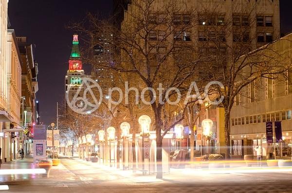 冬の街角27の写真