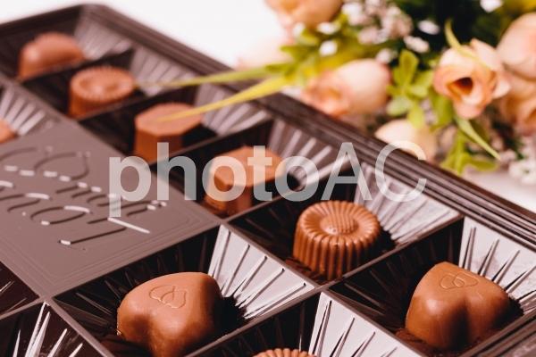 バレンタインチョコ4の写真