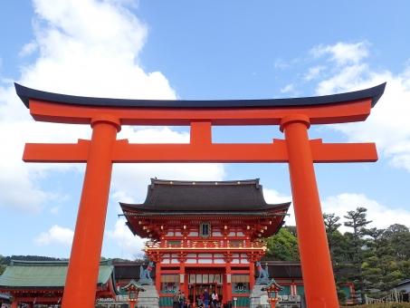 伏見稲荷大社に関する写真写真素材なら写真ac無料フリー