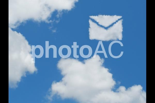 空と雲127の写真