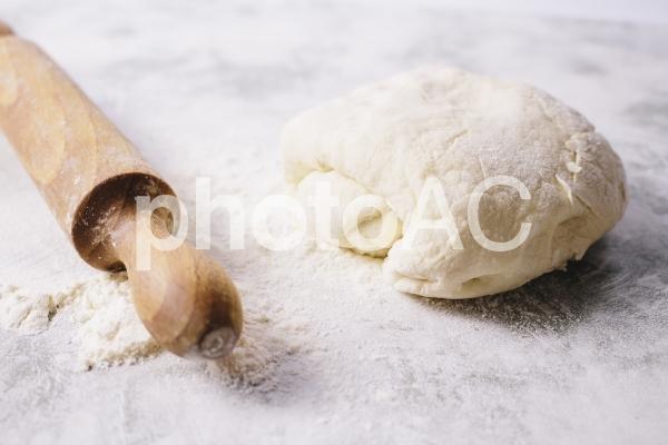 パン作り073の写真