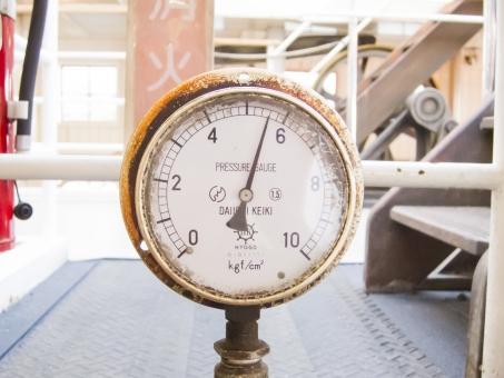 計器 圧力計 目盛り はかり 針 機械 メーター 数字 プレッシャー