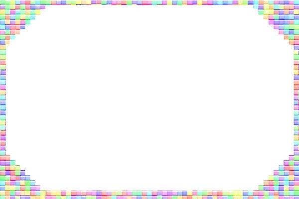 タイルテクスチャのフレーム2の写真