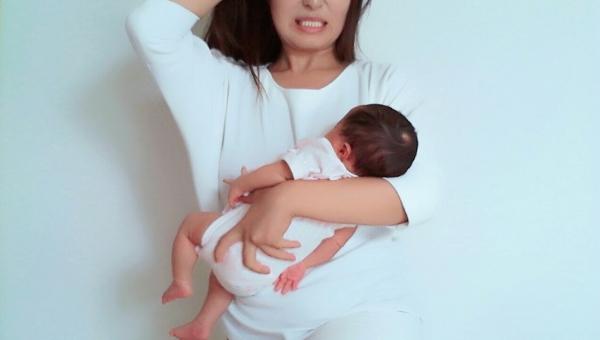 育児ノイローゼの写真