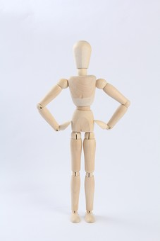 アート 美術 芸術 小物 雑貨 物 文具 便利 使う アイテム 細かい 動かす デッサン 見本 デッサン人形 マネキン 素体 ポーズ 動き モデル 模型 フィギュア 人体 ボディ 参考 立つ 腰 手を当てる