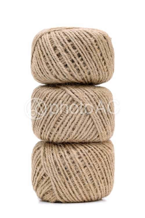 麻糸の写真