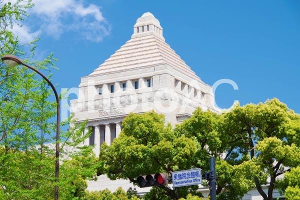 国会議事堂(1)の写真