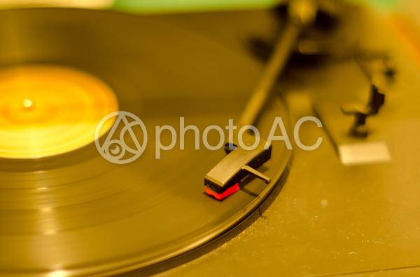レコードプレーヤー2の写真