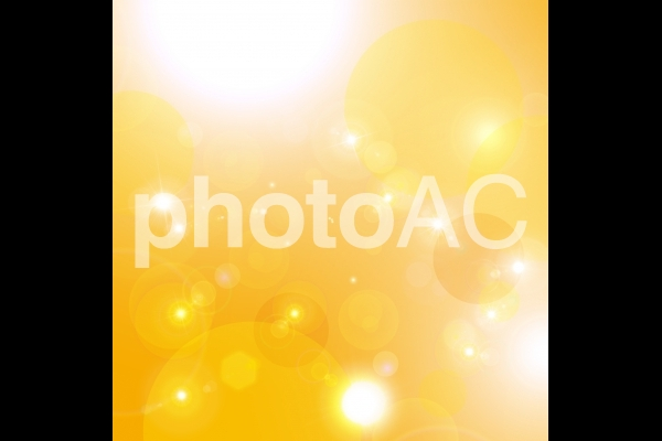 陽光 オレンジの写真