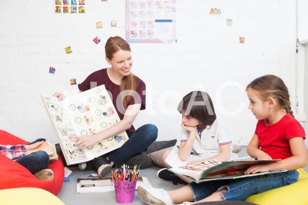 幼児教室11の写真