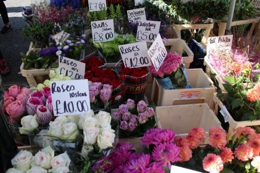 イギリス england unitedkingdom greatbritain uk ロンドン london ヨーロッパ 欧州 europe ノッティングヒル マーケット notting hill market 市場 露天 花屋 florist flower