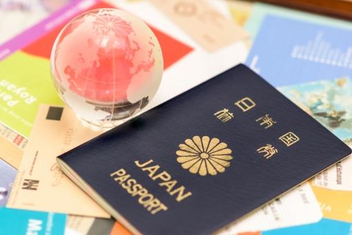 パスポート 旅券 地球 世界 海外旅行 旅行 日本 旅 休暇 たび バカンス フランス パリ クリスタル ツアー 観光地 観光 観光客 飛行機 ガイド