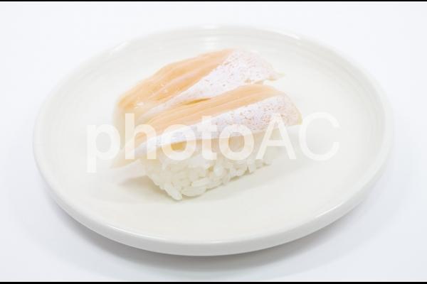 とろサーモン 寿司の写真
