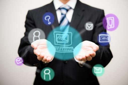 インターフェース ソーシャルネット メール イメージ コンピューター ブログ ネットワーク コントロール ホームページ インターネット パソコン it ビジネス 企業 モニター 男性 ドット スマートフォン 連絡 つながり 持つ データ 個人情報