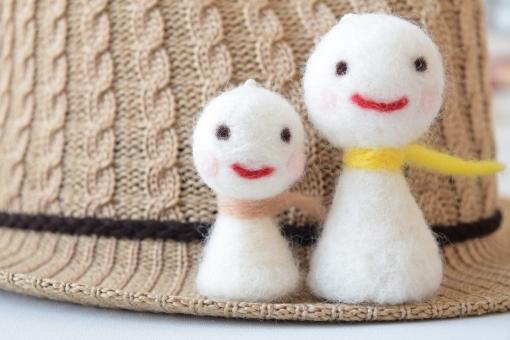 てるてる坊主 テルテル坊主 てるてるぼうず 羊毛 羊毛フェルト 毛 妖精 雨 梅雨 二個 2個 ふたつ シンプル ハンドメイド 手作り チクチク ちくちく 笑顔 笑う 笑み 微笑み かお 人形 縫いぐるみ ぬいぐるみ 背景 かわいい 可愛い カワイイ テクスチャ 水色背景 背景水色 テクスチャー 壁紙 バックグラウンド バックグランド 幸せ 幸運 待ち受け画面 イメージ 白 赤 黄色 茶色 顔 たて 縦 6月 7月 帽子 ハット 夏 初夏 ふわふわ フワフワ もふもふ モフモフ 天気 晴れ