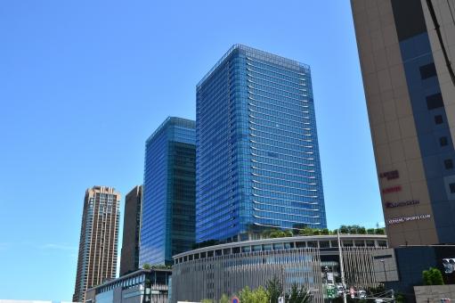 大阪市 北区 梅田 グランフロント大阪 グランフロント 高層ビル ビル 再開発 都市 都心 JR大阪駅 大阪ステーションシティ