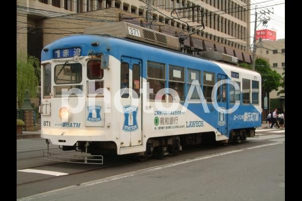 長崎 路面電車の写真