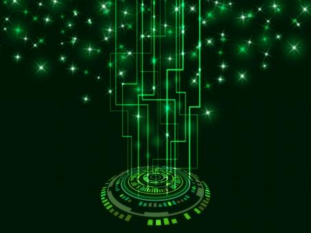 サイバースペース サイバー空間 サイバー コンピューター データ データベース サーバ 通信 データ検索 情報 情報処理 情報検索 検索 仮想空間 近未来 クラウドコンピューティング SNS 通信 IT 技術 社会 デジタル インターネット ネット ネット社会 デジタル社会 電脳 イメージ システム バナー