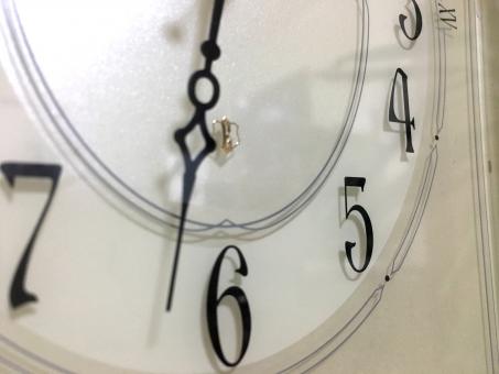 時間 タイム タイムリミット 時間制限 仕掛け 置き時計 ウォッチ 修理 待ち合わせ 電池 デート 遅刻 待ち 焦り 締め切り ロスタイム 迫る 緊迫
