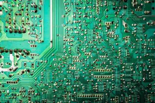 部品 パーツ 電子 回路 電気  精密 機械 はんだ すず 緑 グリーン 基板 金 レアメタル 配線 銅 端子 実験 工作 ウエハー ビデオボード グラフィックアクセラレータ グラボ 集積 VGA プリント基板 回線 サーキット 電路 電子基板