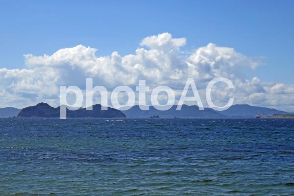 穏やかな海 6の写真