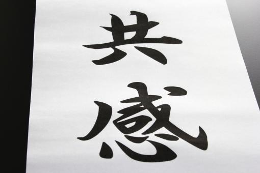きょうかん キョウカン 日本語 日本 言葉 漢字 Empathy Empathy Empathy sympathy Sympathy SYMPATHY response Response RESPONSE 反応 共感する japan japanese JAPAN JAPANESE かんじ カンジ ことば コトバ 共に感じる 感じる 共に お互いに KANJI