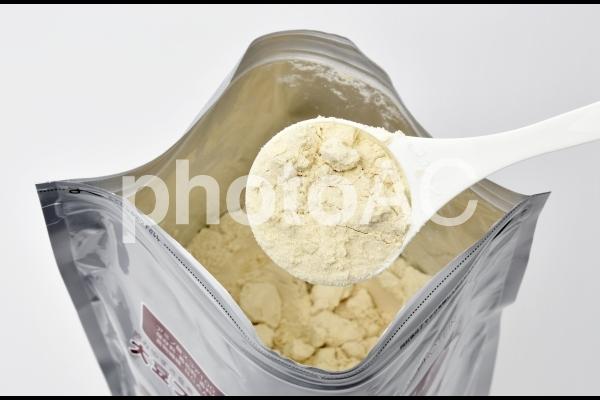 プロテイン  サプリメント タンパク質 の写真