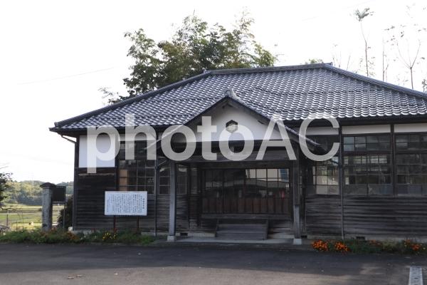 岡山県 鏡野町 学校跡の写真