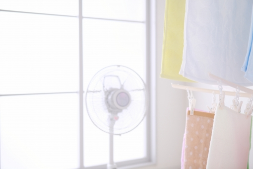 室内干し 扇風機 送風 風 除湿 ピンチ タオル ハンドタオル 洗濯ばさみ 洗濯バサミ 洗濯ピンチ 干す 洗濯 洗濯物 梅雨 室内 生活 乾かす 暮らし 物干し 昼間 日常 白色 ハンガー 清潔 ランドリー 部屋 部屋干し 6月 居間 白 乾燥 ジメジメ 湿度 多湿 家事 生乾き 洗濯物干し 生活雑貨 窓 窓際 光 自然光 雨天 悪天候 冬 ライフスタイル 吊るす 生乾き臭