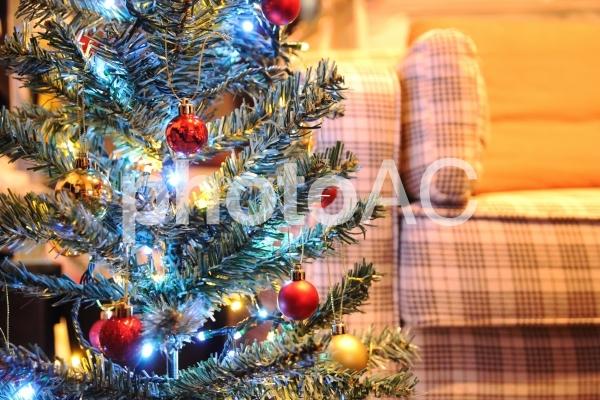 クリスマスの飾りつけ 03の写真