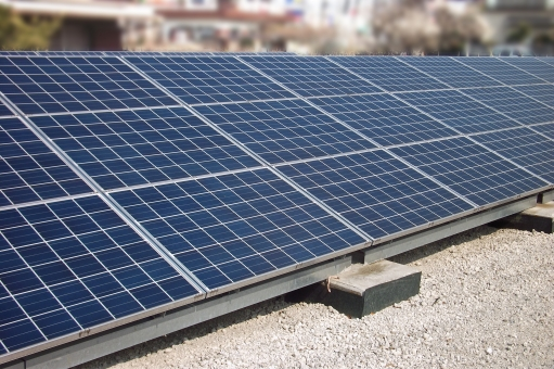 太陽光パネル 太陽光発電 太陽光エネルギー 太陽光発電システム ソーラー発電 ソーラーシステム ソーラーパネル エコ エコロジー energy 発電 電力 電気 自然エネルギー 省エネルギー 省エネ 建物 建造物 建築物 構造物 自然 風景 景色