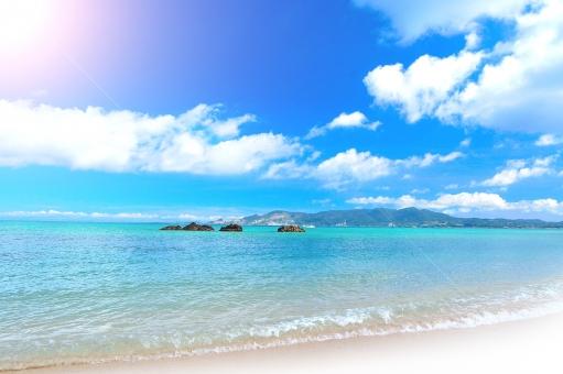 ビーチの写真