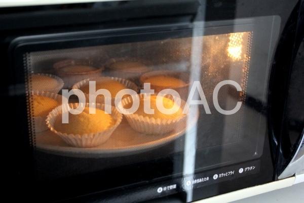 カップケーキ作りの写真