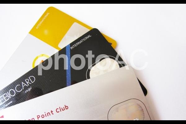 クレジットカード 30の写真