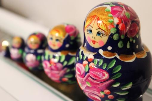 マトリョーシカ マトリョシカ 人形 小物 ロシア 雑貨 飾り 外国 無人
