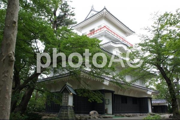久保田城の写真