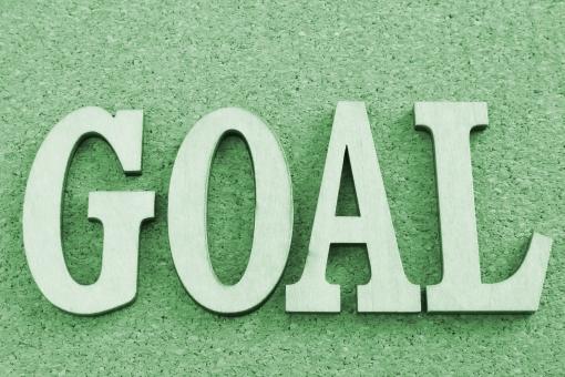 ゴール GOAL ごーる goal Goal ゴール 目標 達成する やり遂げる 完成 最後 最終地点 目的地 設定する 目指す 一年 一ヶ月 毎日 ビジネス 仕事 スケジュール 予定 計画 プランニング 必達 マスト 売り上げ目標 背景素材 web WEB素材