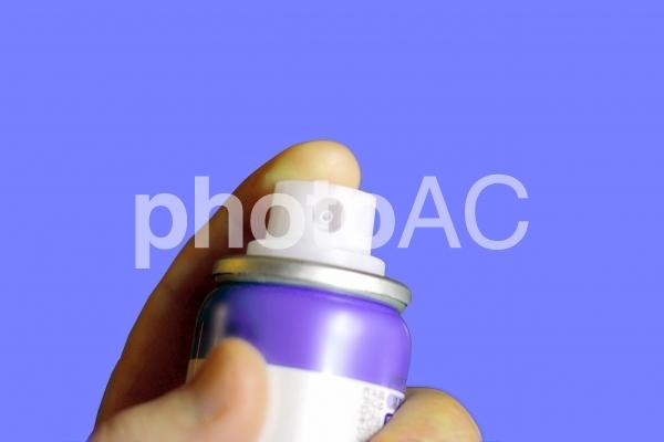 スプレー スプレー缶 スプレーノズルの写真