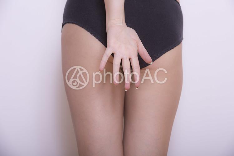 女性のヒップ1の写真