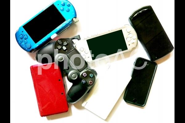 ゲームの写真