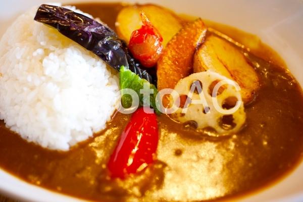 野菜カレー02の写真