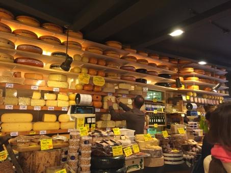 オランダ アムステルダム チーズ屋 チーズ工房 チーズ 海外