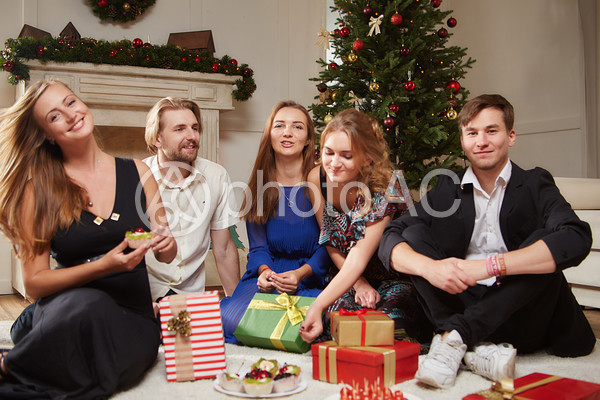 クリスマスパーティー9の写真